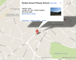PHPS Google Map
